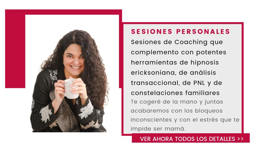 Sesiones personales