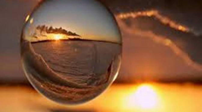 ¿Y si tuvieras  una bola de cristal?