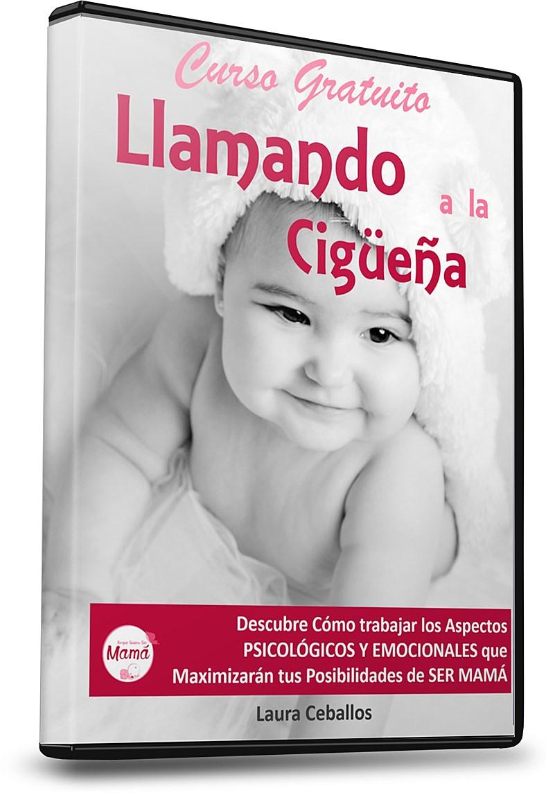 """CURSO GRATUITO """"LLAMANDO A LA CIGÜEÑA"""""""