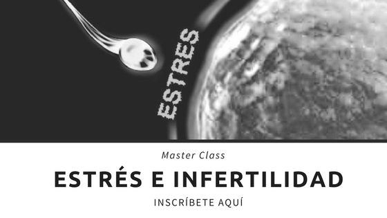 """MASTER CLASS """"ESTRÉS E INFERTILIDAD"""""""